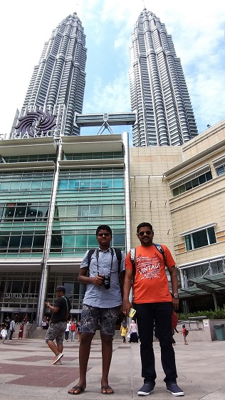 maldives and india electronics repair students in klcc malaysia