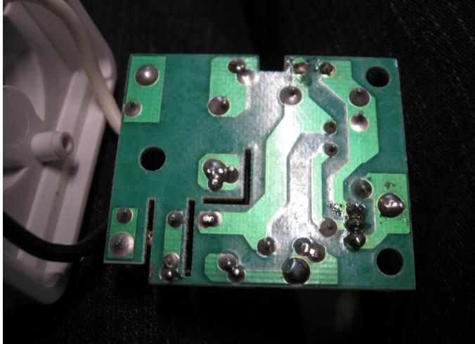 flashlight circuit board