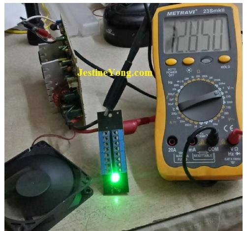 checking atx power supply