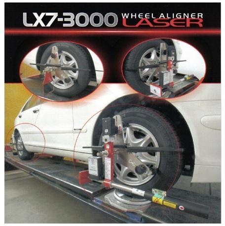 car alignment laser repair