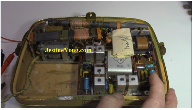 ingelen radio am repair and fix