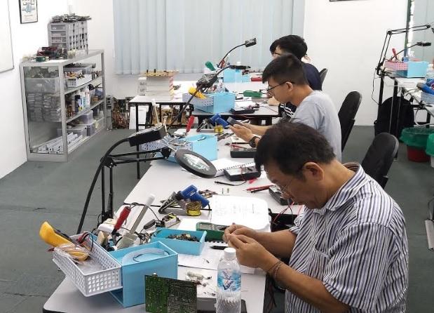 kursus teknikal elektronik malaysia HRDF