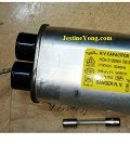 microwave oven capacitor
