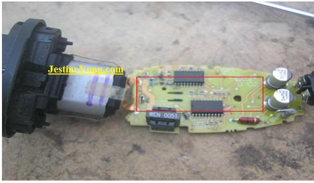 shaver repair