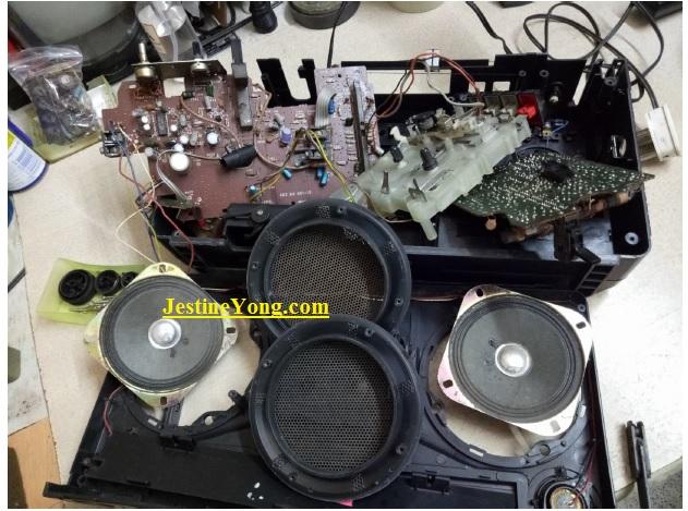 tape player repair and fix