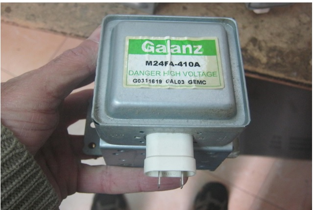 galanz magnetron replace