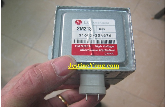 galanz magnetron replace new