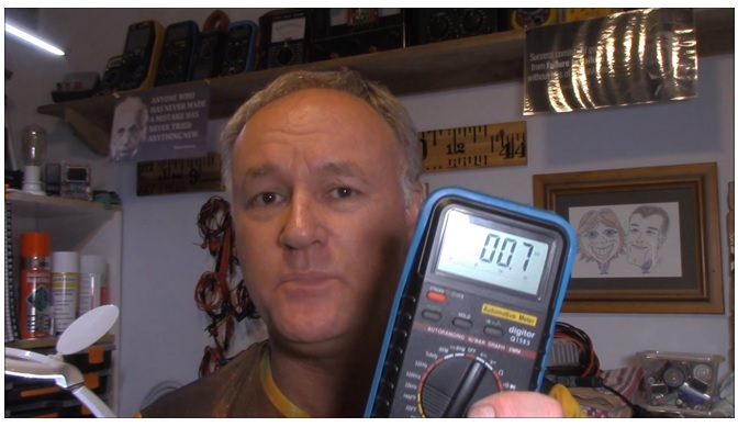 how to fix digitor mutlimeter