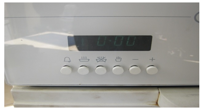 how to fix and repair oven with thermostat fault