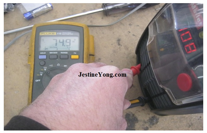 how to fix and repair moller welding machine