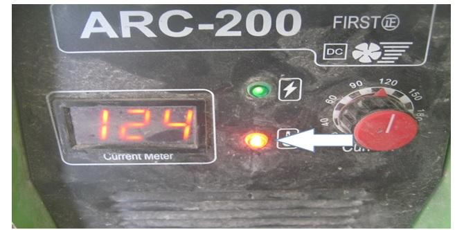 arc-200 welder repair