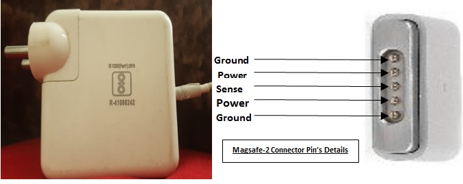 apple power adapter configuration