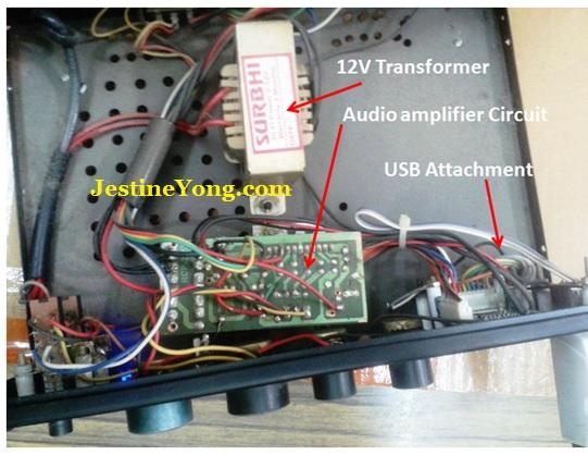 fm usb repair