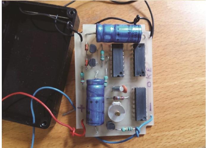 clock pulsegiver repair and fix
