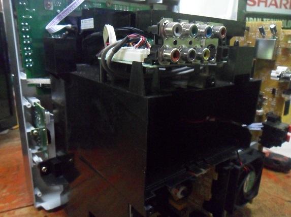 dvd player system board