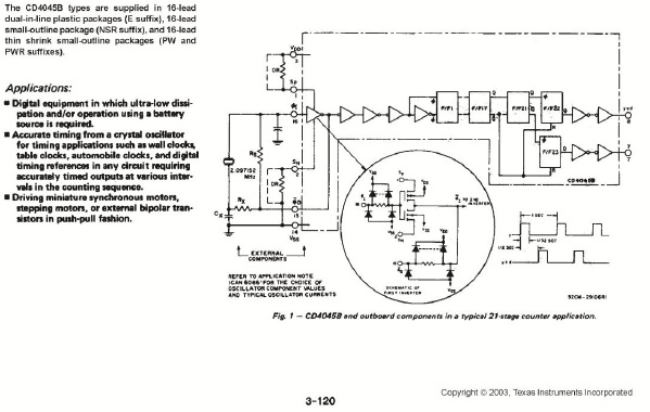 cd4045b ic datasheet