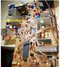 philips china kit tv repair