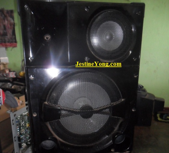 how to repair and fix tweeter speaker