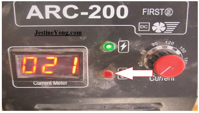 how to repair arc 200
