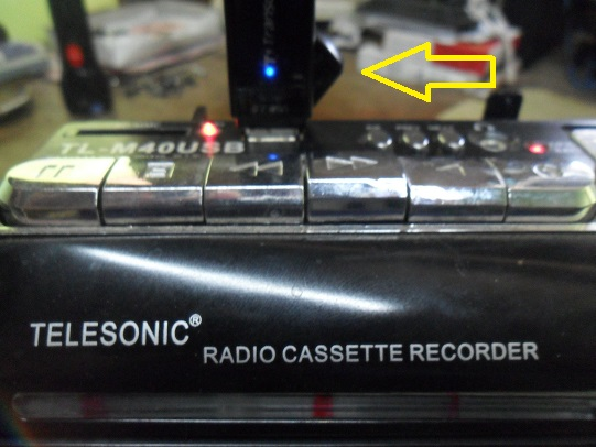 how to fix telesonic radio