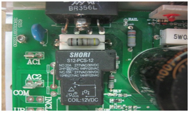 how to fix treadmill circuit board
