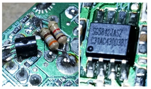 fixing power adapter supply