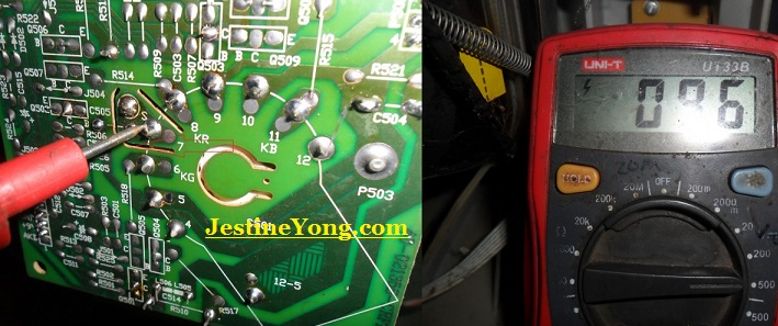 how to fix  crt tv with low display