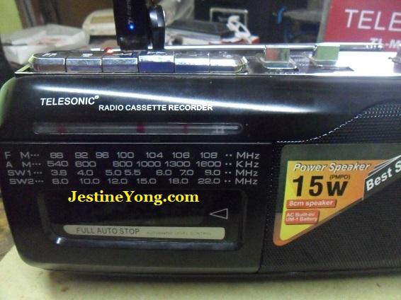 telesonic radio service and repair