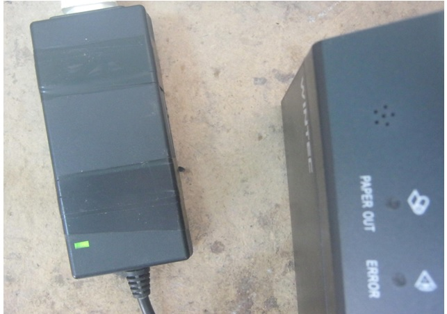 how to fix and repair power supply adapter
