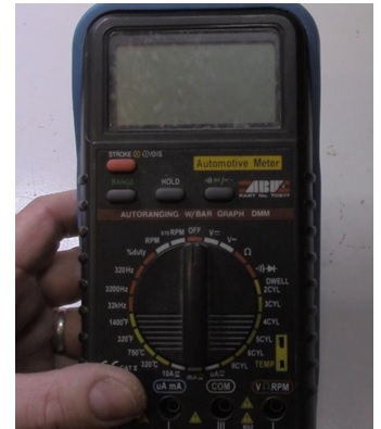 abw multimeter repair