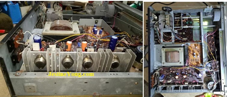 how to fix akai tuner receiver