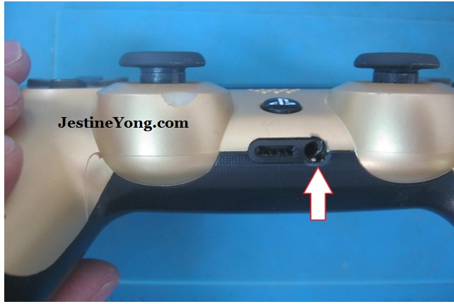 how to fix ps4 controller