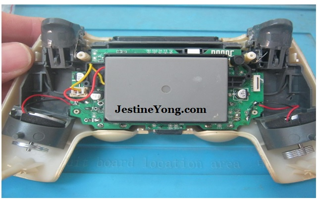 how to fix and sevice ps4 controller