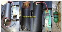 solar gate lamp repair