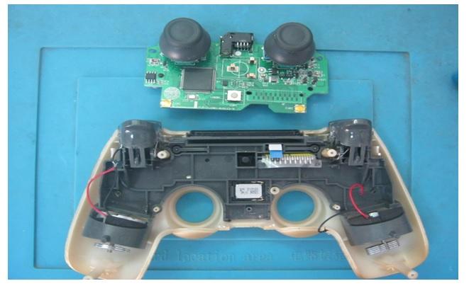 how to repair circuit board of ps 4