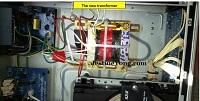 Toroidal Transformer Failed In Cambridge DVD Player