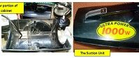how to fix a sanyo vacuum cleaner