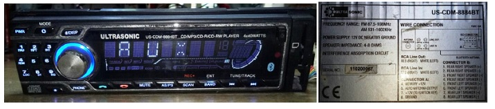 how to fix car stereo system
