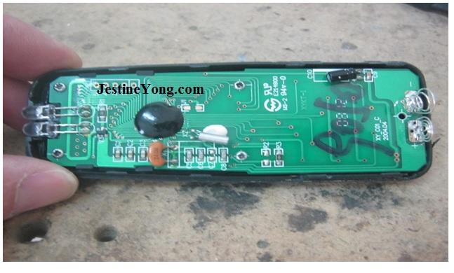 ac remote control repair and fix