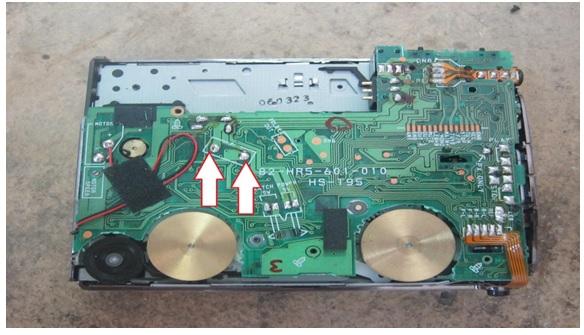 aiwa walkman repair and fix
