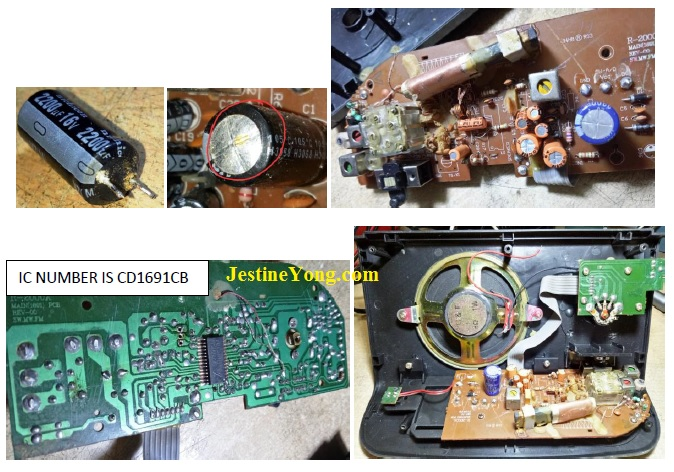 how to fix and repair radio