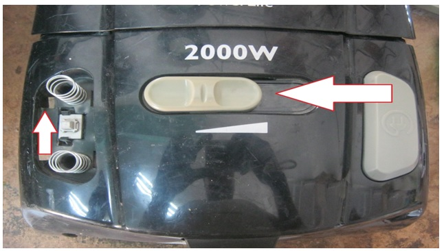 how  to fix vacuum cleaner