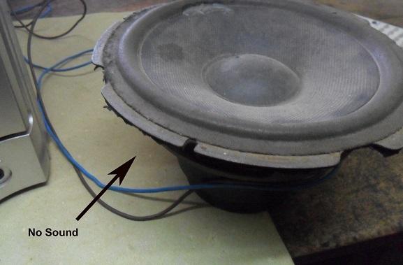 external speaker test