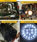 how to repair emergency light
