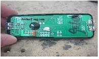 air cond remote control repair