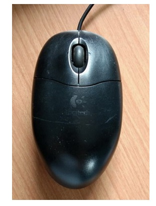 how to repair logitech mouse