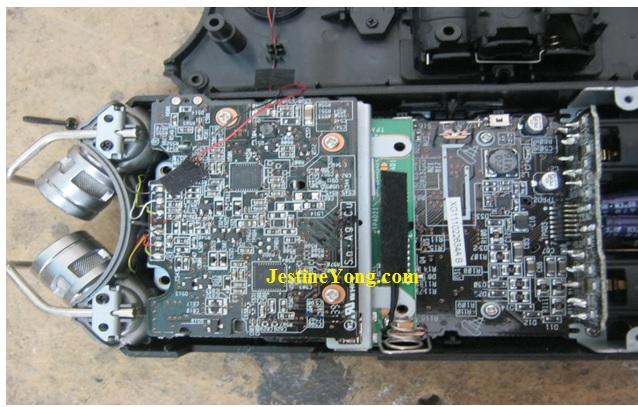 how  to repair tascam audio device