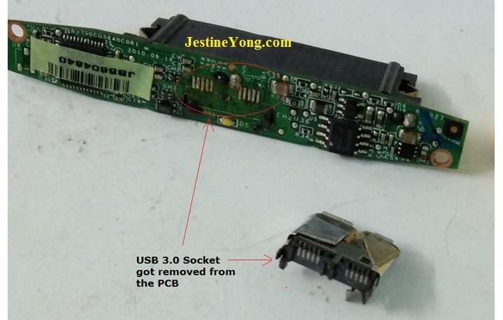 seagate hard disk board repair