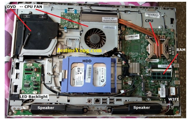 lenovo laptop motherboard hard disk repair