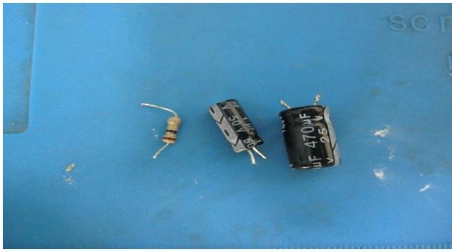 microscope light repairing